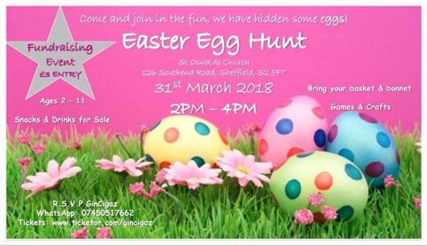 Baskets & Bonnets Easter Egg Hunt