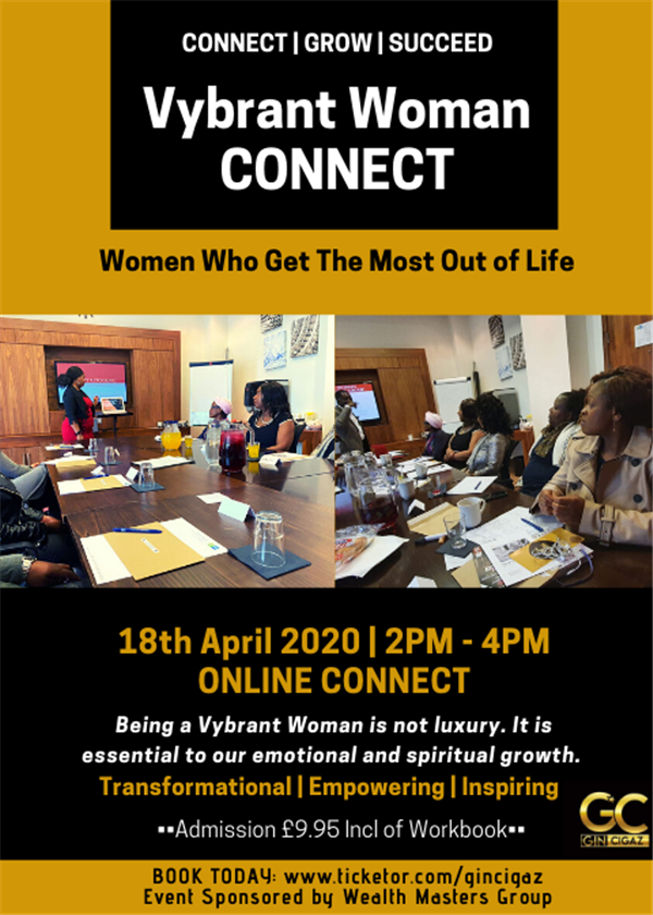 Get Information and buy tickets to Vybrant Woman LAUNCH on RLtickets