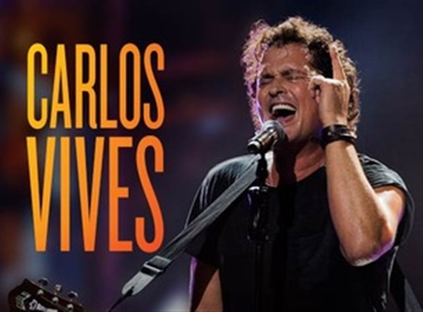 "Get Information and buy tickets to Carlos Vives In concert ""Solo para ti mi gente linda"" on www.visionmax.com.au"