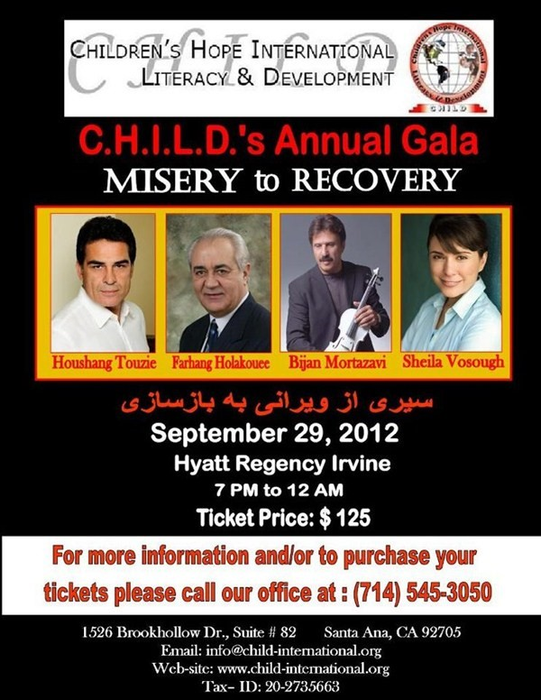 Get Information and buy tickets to Misery to Recovery سیری از ویرانی به بازسازی on Irani Ticket