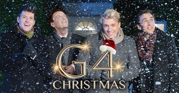 Get Information and buy tickets to G4 Christmas 2019 - Wells Cathedral  on Amick Productions Ltd