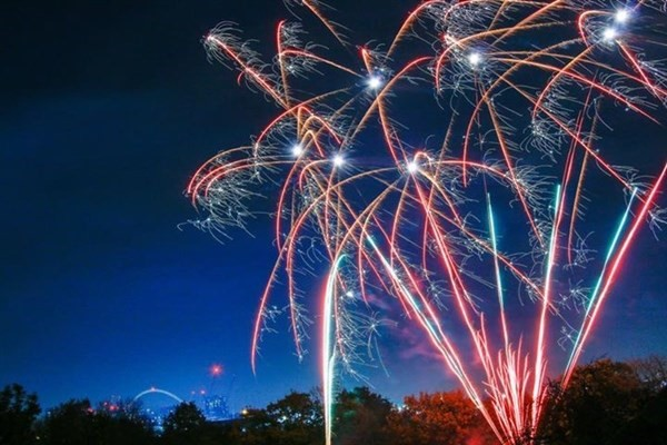 Get Information and buy tickets to Fireworks Night At the Brentham Club on Brenthamclub.co.uk