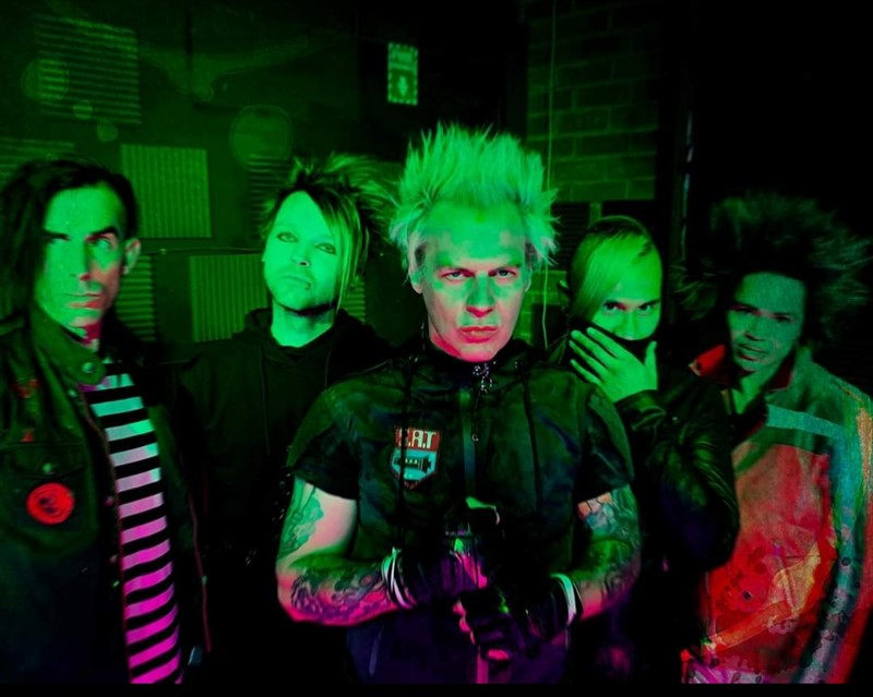 Get Information and buy tickets to PowerMan 5000  on BFE Rock Club