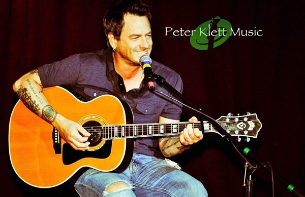 Get Information and buy tickets to Cypress Vapors Presents Peter Klett on BFE Rock Club