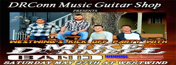 Get Information and buy tickets to DRCONN Music Guitar Shop Presents Mike Donnell Band on BFE Rock Club