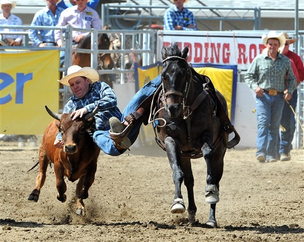 Get Information and buy tickets to Redding Rodeo 2017 (Friday) Friday evening performance on Redding Rodeo Association