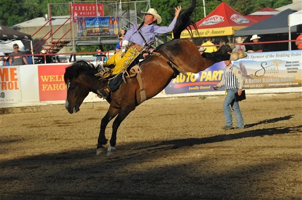 Get Information and buy tickets to Redding Rodeo 2018 (Thursday) Thursday evening performance on Redding Rodeo Association