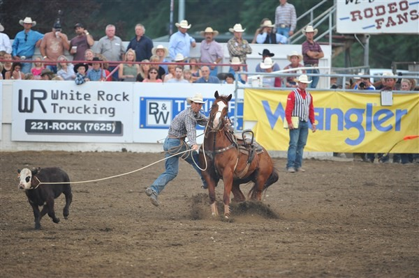 Get Information and buy tickets to Redding Rodeo 2019 (Saturday) Saturday evening performance on Redding Rodeo Association