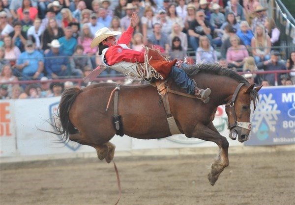 Get Information and buy tickets to Redding Rodeo 2016 Wednesday Evening Performance on Redding Rodeo Association