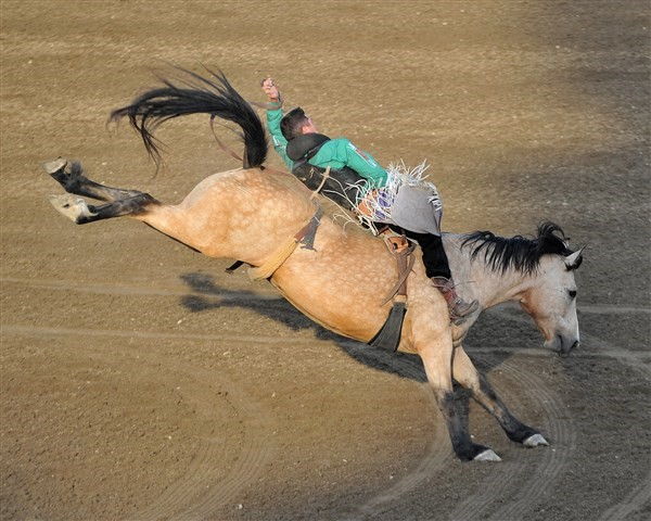 Get Information and buy tickets to Redding Rodeo 2017 (Wednesday) Wednesday evening performance on Redding Rodeo Association