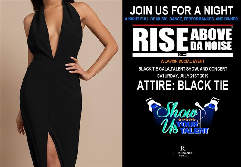 Get Information and buy tickets to RISE ABOVE DA NOISE ™ BLACK TIE GALA & PICNIC ON THE WATER YACHT PARTY on MAHC™