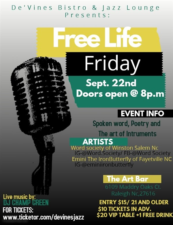 Free Life Friday