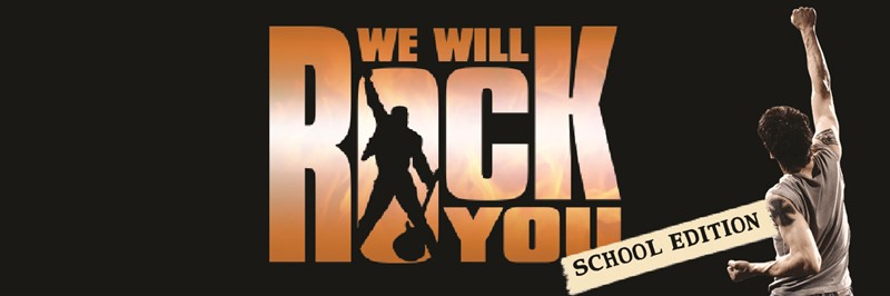 Get Information and buy tickets to We Will Rock You Jasper High School PAC on JHS Performing Arts