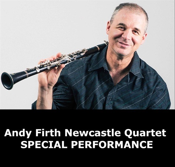 Get Information and buy tickets to Andy Firth Newcastle Quartet presents SPECIAL PERFORMANCE Dec 16 @ 6:30 pm – 11:00 pm on Brisbane Jazz Club