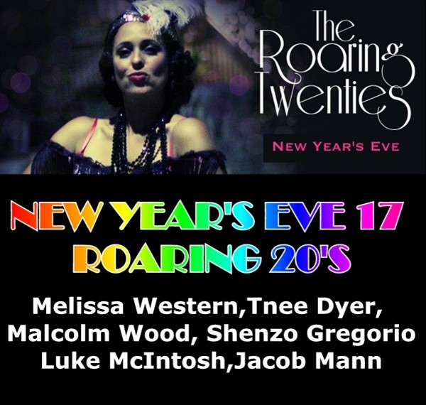 Get Information and buy tickets to NEW YEAR'S EVE 17 – ROARING 20'S Dec 31 2017 @ 6:00 pm – Jan 1 2018 @ 1:00 am on Brisbane Jazz Club