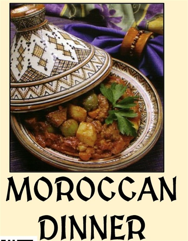 Get Information and buy tickets to Moroccan Dinner A Meal before the New Works Festival on Burr and Burton Academy