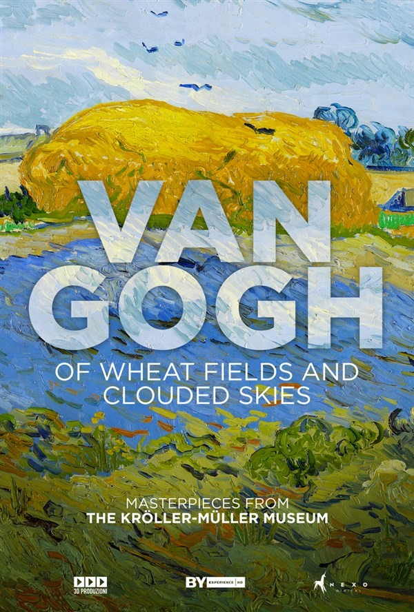 Get Information and buy tickets to Van Gogh: Of Wheat Fields and Clouded Skies  on Burr and Burton Academy