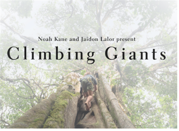 Get Information and buy tickets to CLIMBING GIANTS BBA Cinema Fundraiser on Burr and Burton Academy