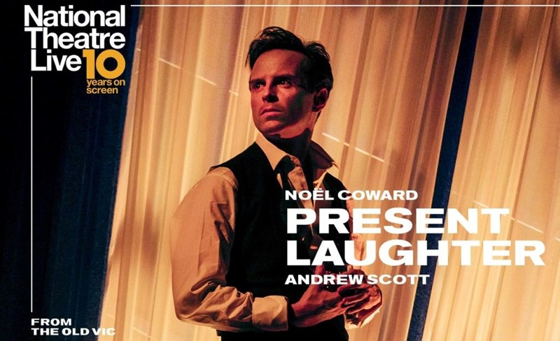 Get Information and buy tickets to Present Laughter  on Burr and Burton Academy