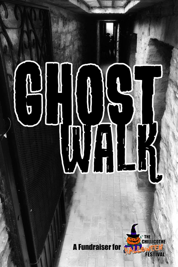 Get Information and buy tickets to Ghost Walk 2019  on Chillicothe Halloween Festival