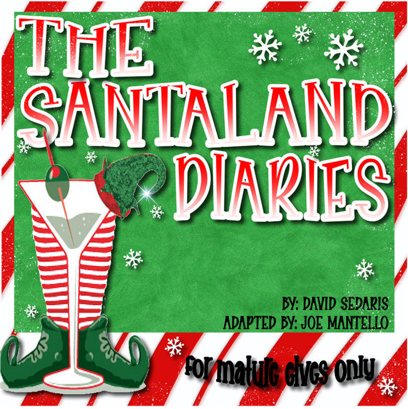 Get Information and buy tickets to The Santaland Diaries  on Steel City Theatre Company