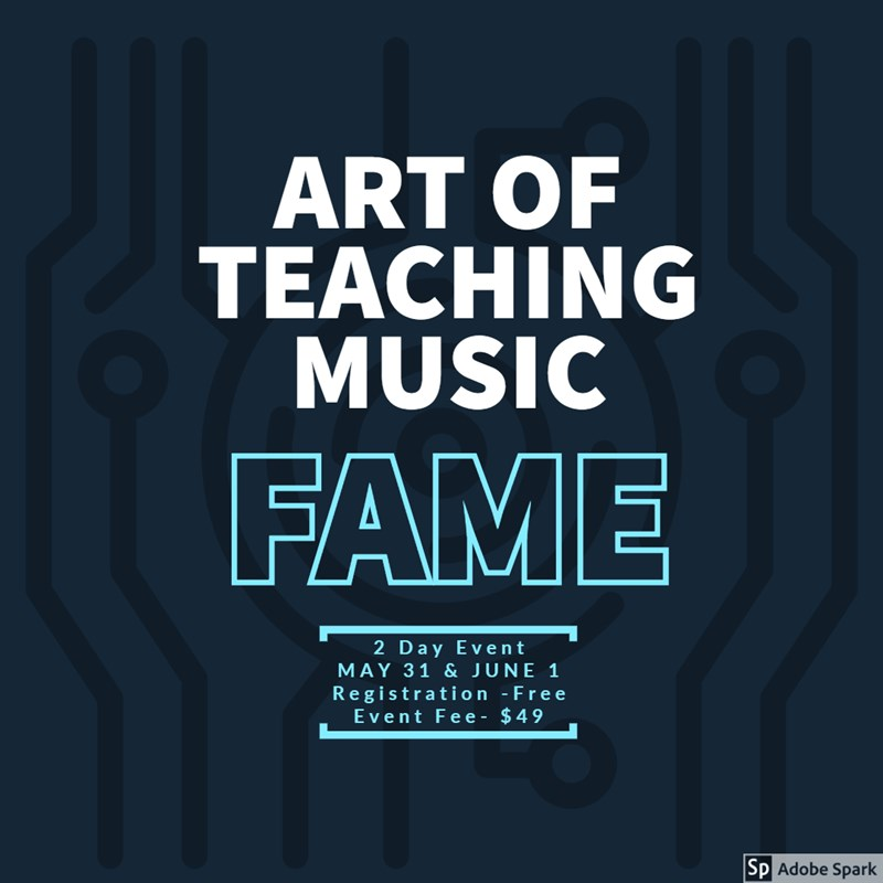 Get Information and buy tickets to Art of Teaching Music- Conversational Solfege FAME EARLY BIRD Discount; certification training on fultonperformingarts.org