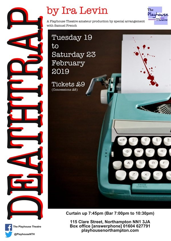 Get Information and buy tickets to Deathtap  on Ticketor
