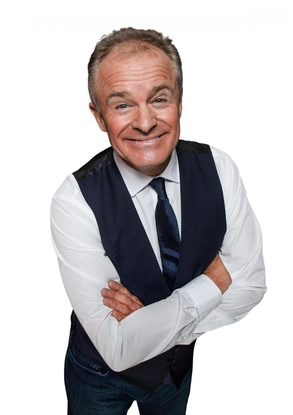 Get Information and buy tickets to Bobby Davro & Friends WHIMPLE on Comedy Grove