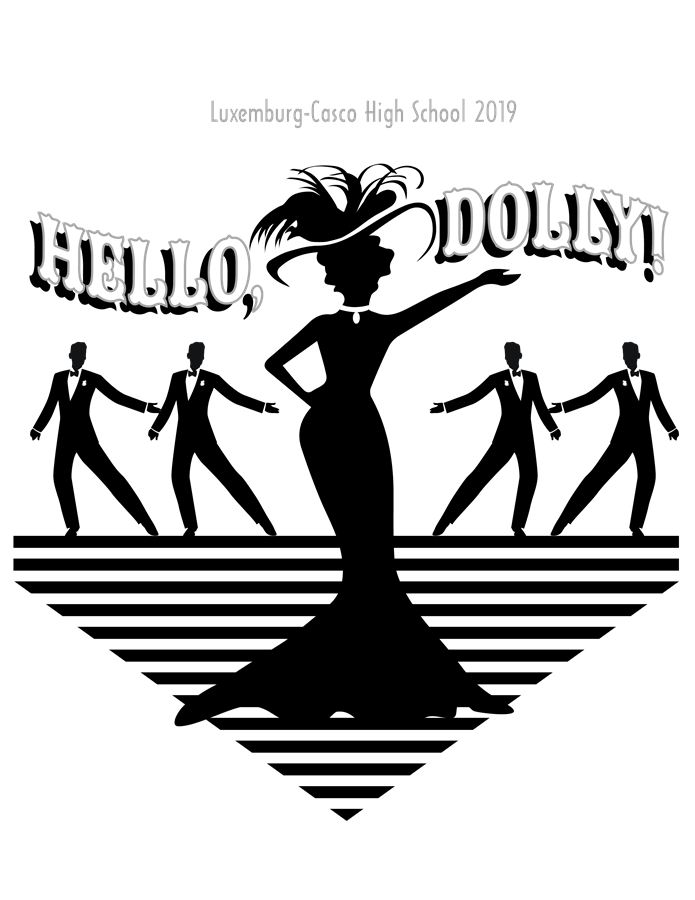 Get Information and buy tickets to HELLO, DOLLY! Saturday Night on Luxemburg-Casco High School