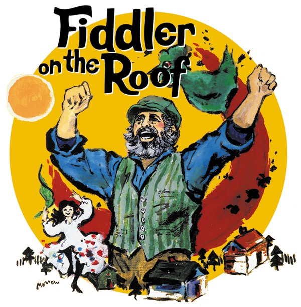 Get Information and buy tickets to Fiddler on the Roof Sunday Afternoon on Luxemburg-Casco High School