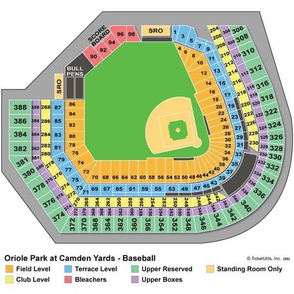 Get Information and buy tickets to Baltimore Orioles vs. New York Yankees  on OrangeOctober14