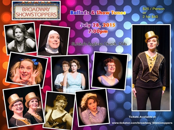 Get Information and buy tickets to Ballads & Show Tunes (*Please advise of any allergies*) on Broadway Showstoppers