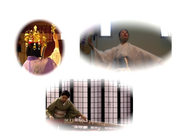 Get Information and buy tickets to Performance: Japanese Dance and Music Performance only on Japanese Dance World