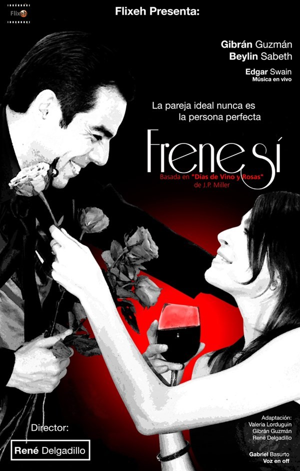 Get Information and buy tickets to Frenesí - Teatro en Español Desde México on Flixeh