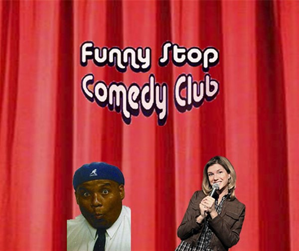 Mark Anthony and Kate Brindle 7:30 Show Co-Headliners on Aug 09, 19:30@Funny Stop Comedy Club - Buy tickets and Get information on Funny Stop funnystop.online