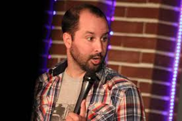 Matt Bergman 7:30 Show Headliner on Jan 11, 19:30@Funny Stop Comedy Club - Buy tickets and Get information on Funny Stop funnystop.online