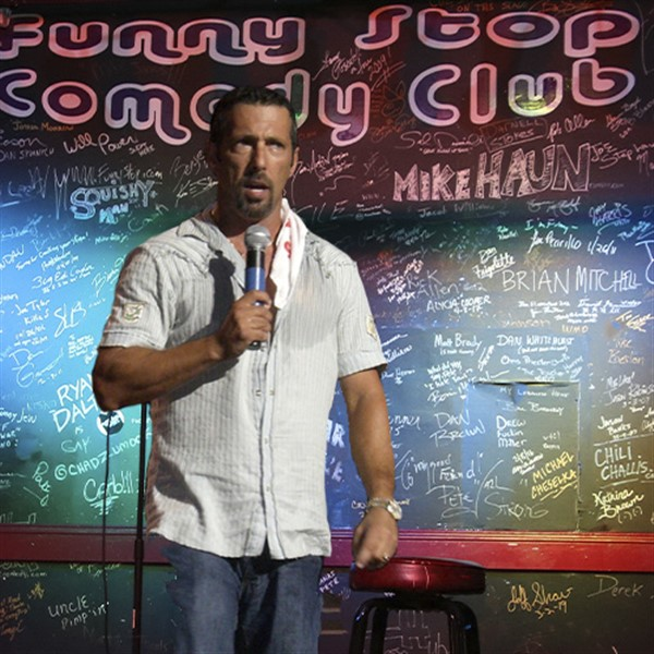 Get Information and buy tickets to Rich Vos Saturday 7:15 Show Funny Stop Comedy Club on Ticketor