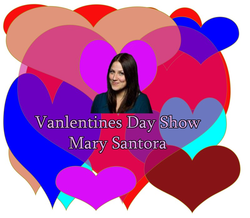 Valentines with Mary Santora 7:30 Show
