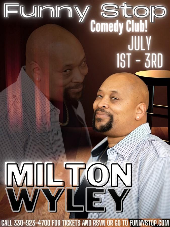 Milton Wyley 9:20 Show