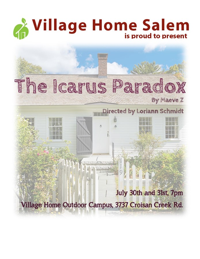 Get Information and buy tickets to The Icarus Paradox Saturday Night  on Village Home