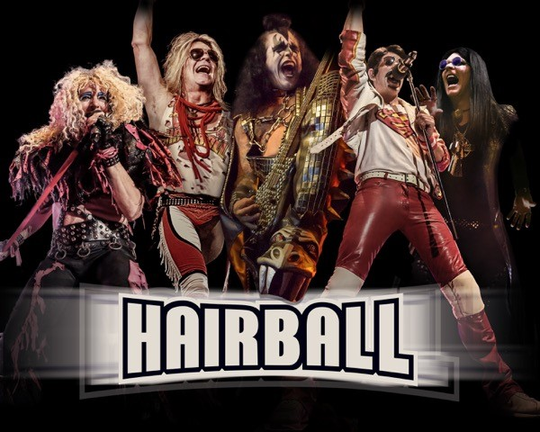 Get Information and buy tickets to Hairball-The Band  on City of Oberlin