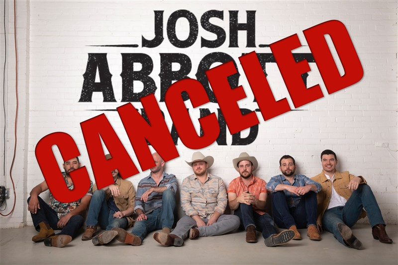 Get Information and buy tickets to JOSH ABBOTT BAND with Special Guest Lucas Maddy & the Kansas Cartel on City of Oberlin