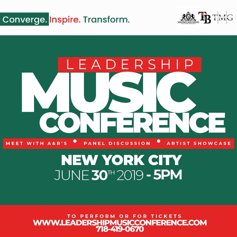 Get Information and buy tickets to LEADERSHIP MUSIC CONFERENCE  on SHOWCASE KING LLC.
