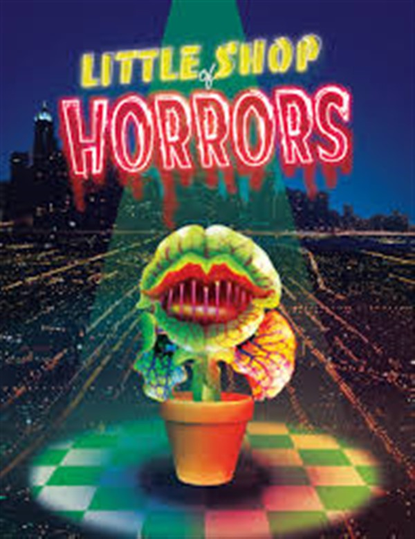 Little Shop of Horrors  on Oct 13, 00:00@Reinhart Auditorium - Pick a seat, Buy tickets and Get information on www.m-mproductions.com