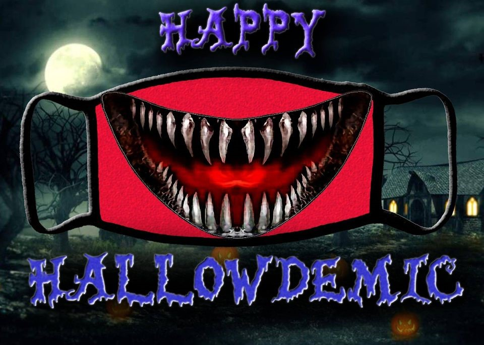 Happy Hallowdemic  on Nov 02, 00:00@Center Stage Studio Theatre - Pick a seat, Buy tickets and Get information on www.m-mproductions.com