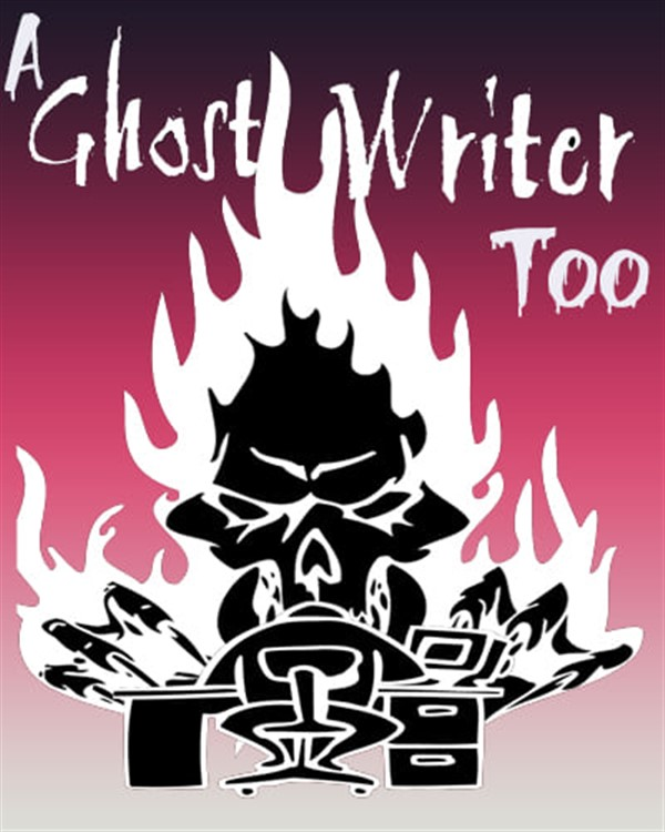 A Ghost Writer Too!  on Nov 01, 00:00@Center Stage Studio Theatre - Buy tickets and Get information on www.m-mproductions.com