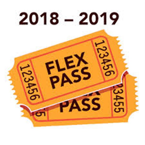Get Information and buy tickets to FLEX PASS Good for one year from purchase on Ticketor